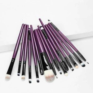 makeup tools, 15pcs best selling two tone makeup
